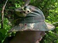 South African Transkei camouflage bush hat Size 55