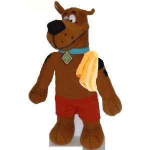 Scooby Doo Beach Bum 10 Plush Toys & Games