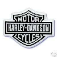 HARLEY DAVIDSON MOTORCYCLE CAKE CENTERPIECE & PICS KIT