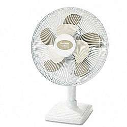 Holmes 2Cool Personal Oscillating Table Fan