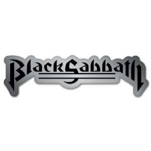 BLACK SABBATH Ozzy Osbourne car bumper sticker 8 x 2 Automotive