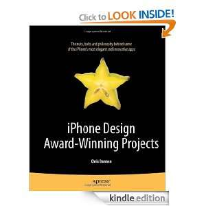 iPhone Design Award Winning Projects (The Definitive Guide) Chris
