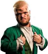 Mattel WWE Wrestling Basic Series 19 Action Figure #37 Hornswoggle