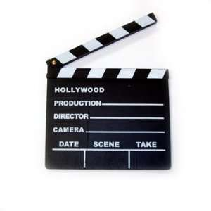 Hollywood Movie Clapboard Diva Rock Star Party Idol 12