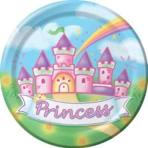 Princess Theme Birthday Party Luncheon Plates Toys