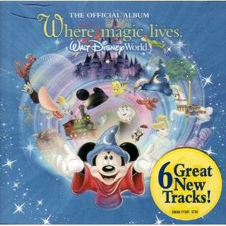 Album Where Magic Lives Walt Disney World, Varous Artists Music