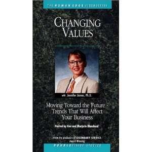 Changing Values [VHS]: Derek Packard, Dr. Jennifer James: Movies & TV