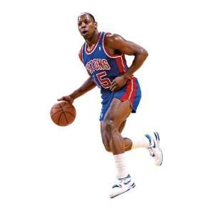Detroit Pistons NBA Fathead REAL.BIG Wall Graphics