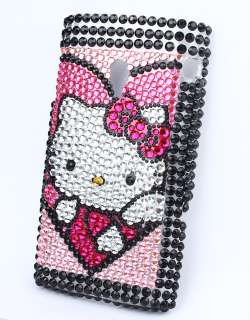 Hello kitty Cat Bling Case for Sony Ericsson Xperia X10