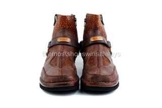 310 Motoring Mens Shoes Duxford 31184/CHBR