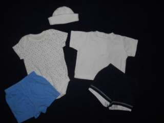 66 Piece 0 3 3 6 months Baby Boy Infants Spring Summer nice outfits