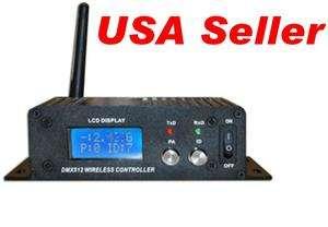 LED Lighting DFI Wireless DMX Transmitter Receiver NEW