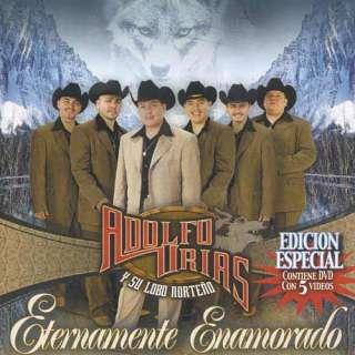 Eternamente Enamorado (Includes DVD), Adolfo Urias Y Su
