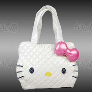 Hello Kitty Medium Size Hand Carry/ Tote/ Shoulder Bag #506