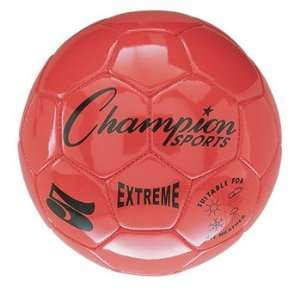 Sports Extreme Series Size 3 Soccer Ball   Orange