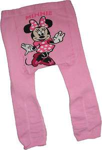 NEW Disney Minnie Mouse Pants Leggings Size 2/3Years