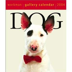 Dog Gallery Calendar 2004 (Page A Day Gallery Calendars