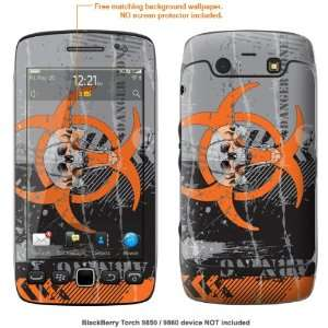 Torch 9850 9860 case cover Torch9850 223 Cell Phones & Accessories