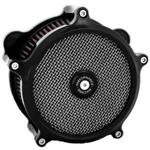Performance Machine Black Super Gas Air Cleaner 93+ Harley