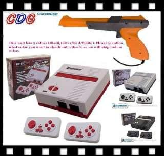 NES Nintendo USA Top Loading System + Free NES Gun