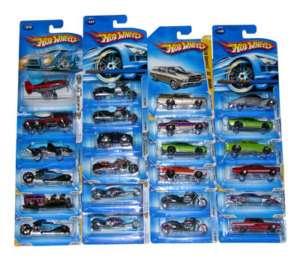 LOT 30 Hot wheels Cars Trucks Diecast Vehicle WHOLESALE