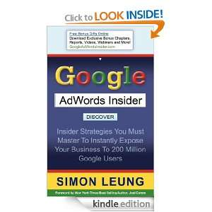 Google AdWords Insider: Insider Strategies You Must Master to