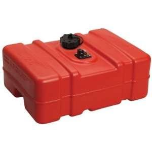 12 Gallon EPA Low Profile Portable Fuel Tank