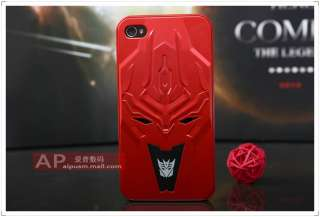 Hard Plastic Case Cover for iPhone 4 4G 4S Spiderman Bumble Bee