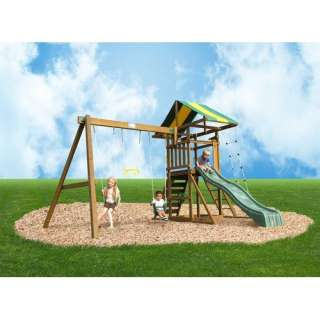 Playtime Swing Sets Franklin Swing Set Outdoor Play