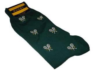 Ralph Lauren Polo Rugby Green Tennis Dress Socks