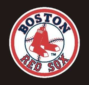 Boston Red Sox MLB Decal, Sticker, 2.5 #14