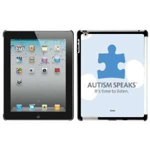Autism Speaks Puzzle Piece design on New iPad Case Smart