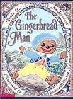 Book, The Gingerbread Man, Recipes on the back