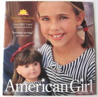 GIRL SUMMER 2003 CATALOG SAMANTHA KIRSTEN ANGELINA BALLERINA JLY DOLL