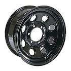 Cragar Wheel Soft 8 Steel Black 16 x 7 6