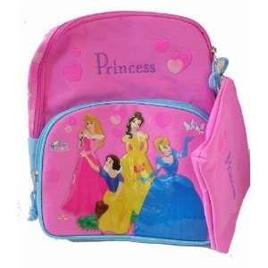 Disney Princess Girls Kids Size Backpack Toys & Games