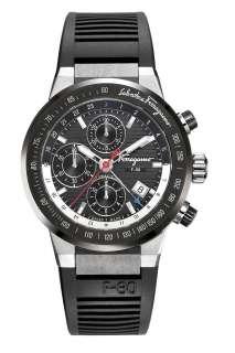 Ferragamo F 80 Mens black Watch F55LCA78910 S113 846341037479