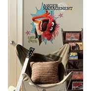 RoomMates Muppets   Animal Peel & Stick Giant Wall Decal