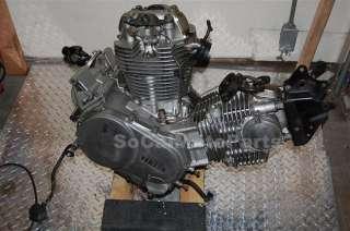 Virago XV 750 XV750 Engine motor transmission complete running