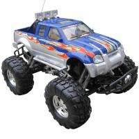 XQ Giant 1:6 Scale Radio Control Blue Monster Truck Member Reviews