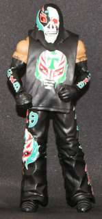 REY MYSTERIO ELITE 11 WWE TOY WRESTLING ACTION FIGURE