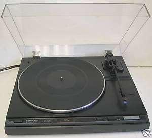Vintage* KENWOOD Belt Drive Turntable KD 12RB   Works