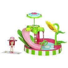 Strawberry Shortcake Swimming Pool Playset   Hasbro