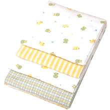Carters Flannel Receiving Blanket   Frog   Carters   Babies R Us