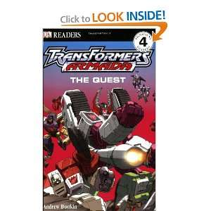 Quest (DK Readers: Transformers Armada) (0635517097429): Andrew Donkin