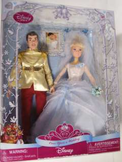 exclusive princess cinderella prince charming wedding