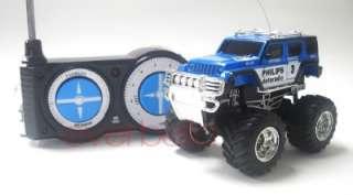 43 Scale Mini Radio Remote Control RC Pickup Monster Truck car 8001
