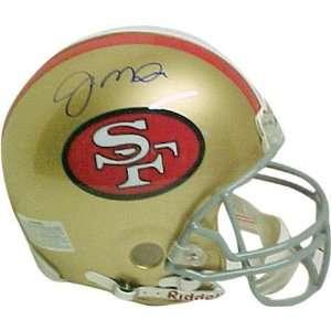 Joe Montana San Francisco 49ers Autographed Pro Helmet