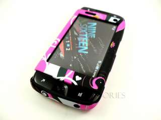 SAMSUNG SIDEKICK 4G T MOBILE PINK DREAM HARD COVER CASE