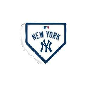 New York Yankees Home Plate Woochie Pillow 14x10 MLB Baseball